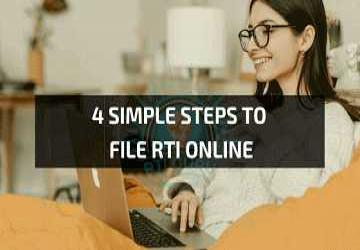 rti online second appeal or complaint 4 simple steps to file rti online india