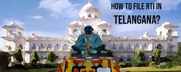 How To File RTI For Telangana?